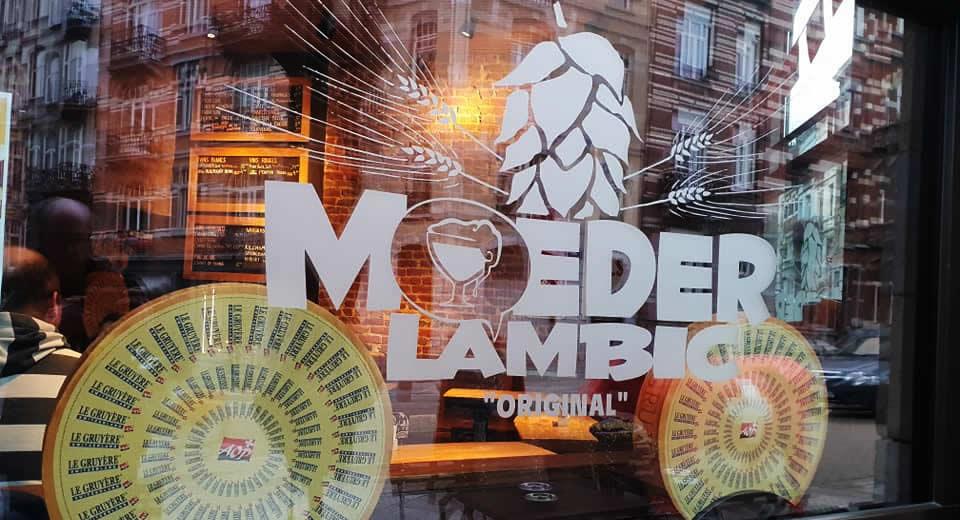 Restaurants Brussel, biercafé Brussel: Moeder Lambic | Mooistestedentrips.nl