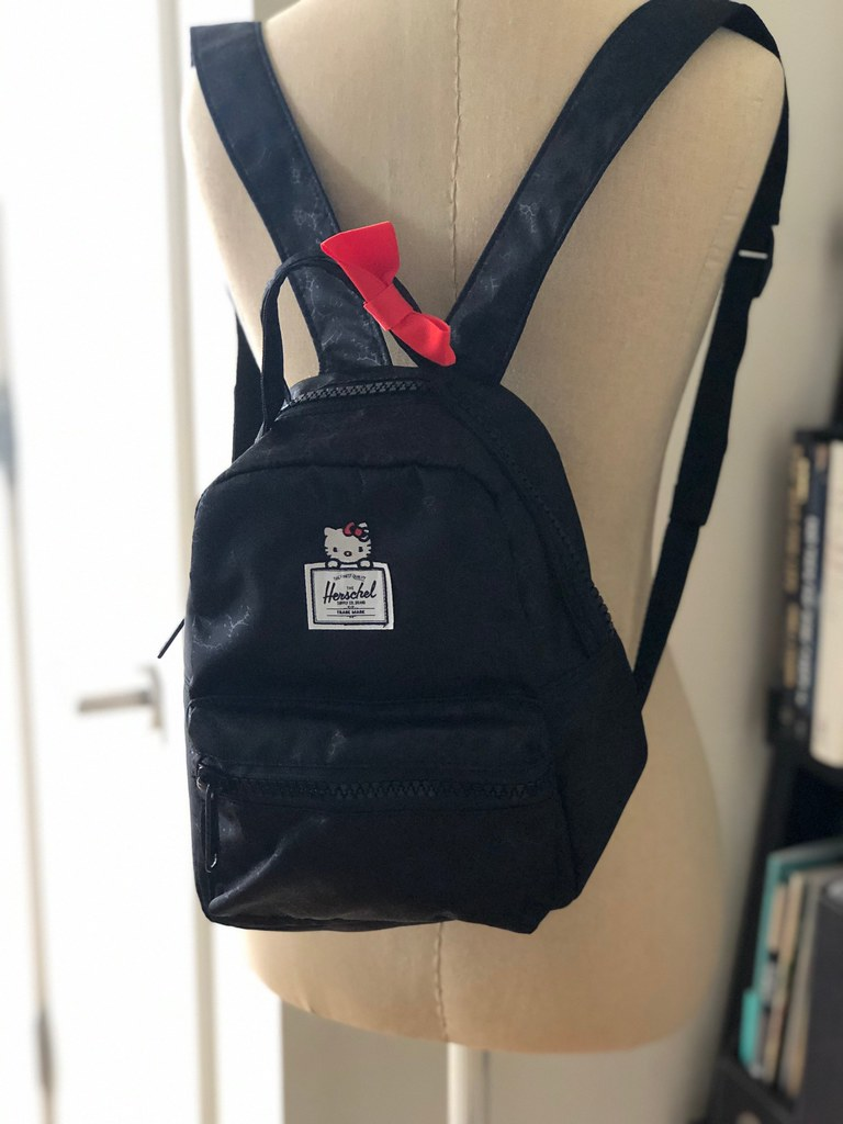 Herschel Supply Co. x Hello Kitty Mini Nova Backpack