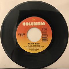 MARIAH CAREY:DREAMLOVER(RECORD SIDE-B)