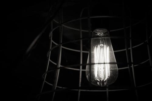 Caged Edison