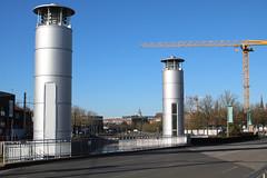 Pont hydraulique à Tourcoing