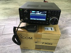 IC-7300 for sale