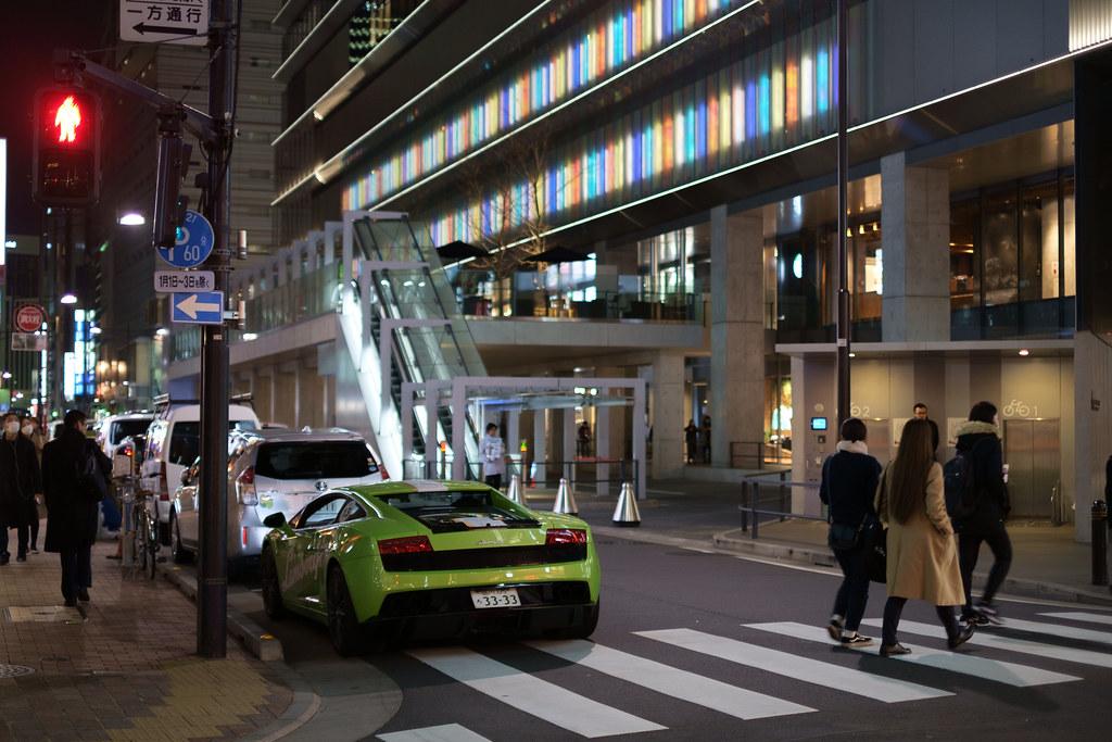 Lamborghini Gallardo 2019/02/20 XE108108