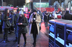 A Typical Times Square Photoshoot 2019