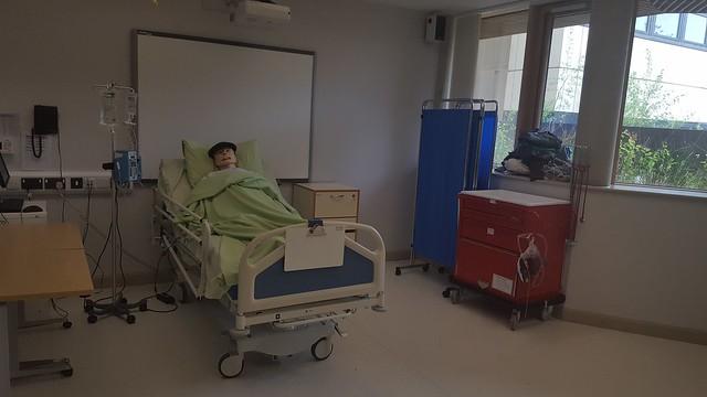 University of Bradford - Hospital Ward
