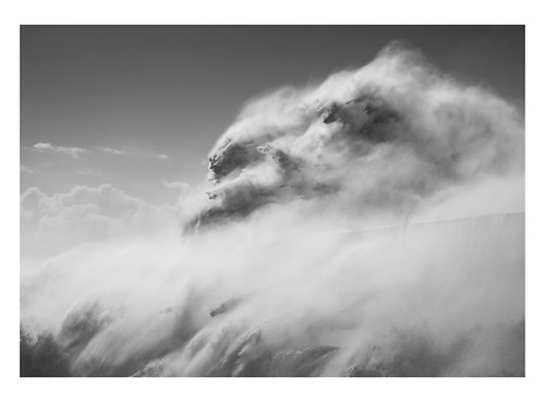 'Charge' - Newhaven Harbour / March 10th