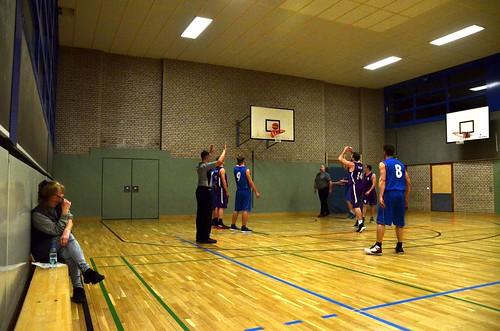 DJK ErftBaskets Bad Münstereifel III 37:83 Future Sports Meckenheim