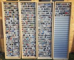 mise à jour de ma collection de minifigs SW