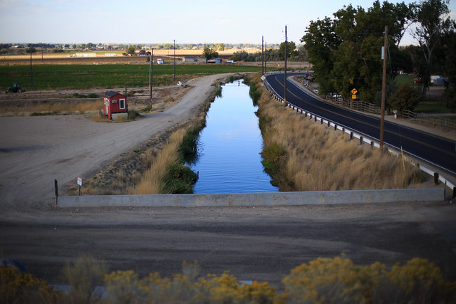 Agricultural Canals in Nampa