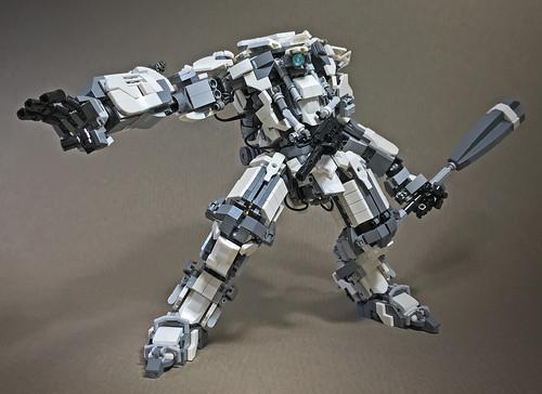 LEGO Robot Mk17-04