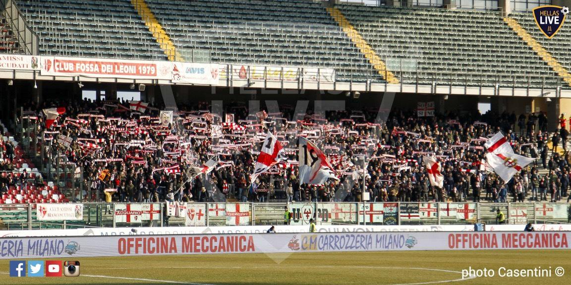 Padova-Hellas Verona, aperta un'indagine sul coro dei ...