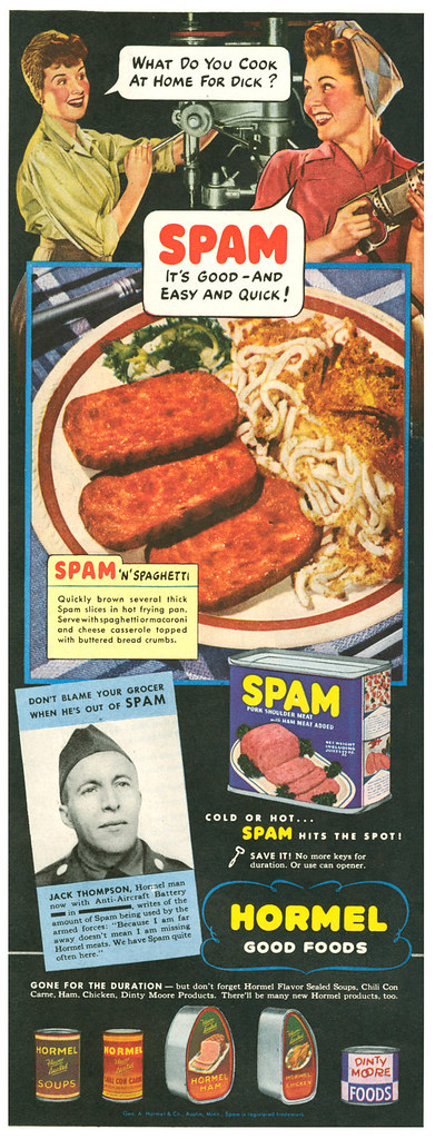 Spam 1943