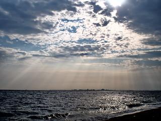 Tokyo Bay and Sky