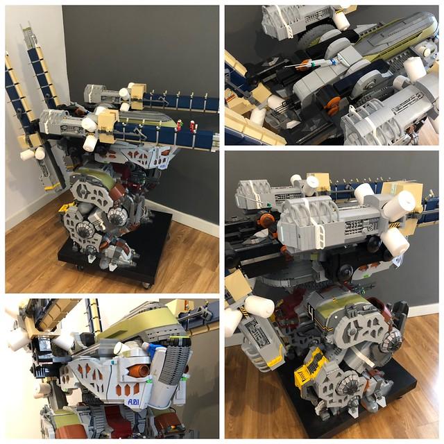 "ZORIN (зорин) class heavy bot ""Butch Bunny"""