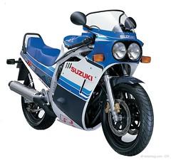 Suzuki 750 GSX-R 1985 - 9