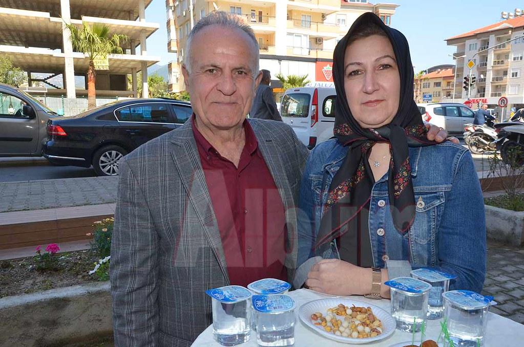 Mehmet Taşçı, Şerife Taşçı.