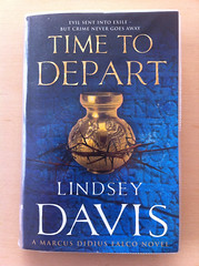 Time to Depart - Lindsey Davis
