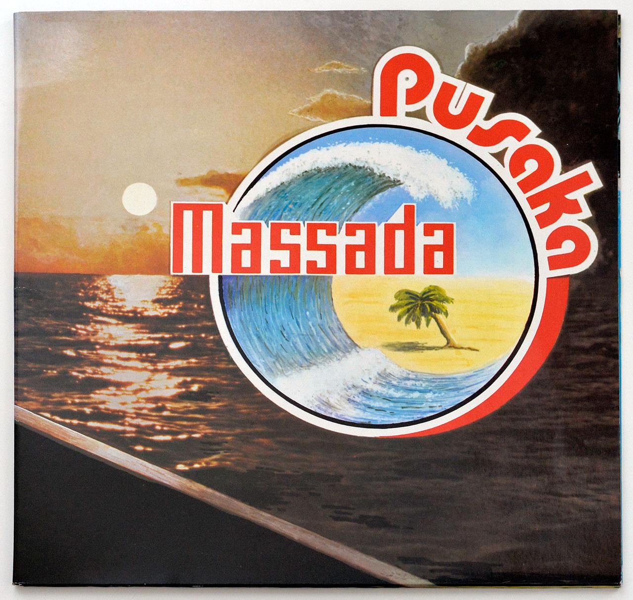 A0683 MASSADA Pusaka