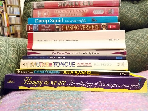 Riverby Book Haul