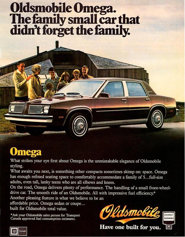 1983 Oldsmobile Omega