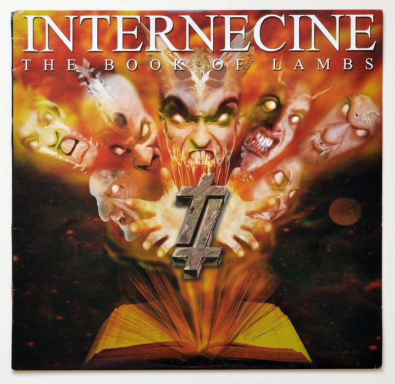 A0415 INTERNECINE - The Book of Lambs