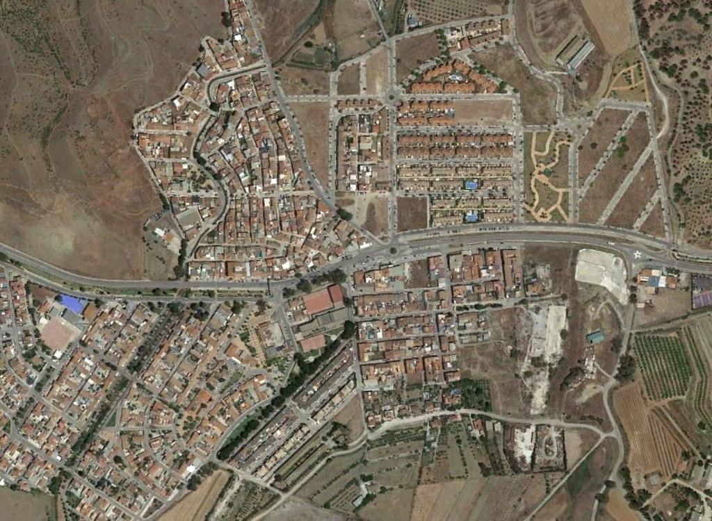 maqueda, málaga, la quinta pre buitre, después, urbanismo, planeamiento, urbano, desastre, urbanístico, construcción, rotondas, carretera