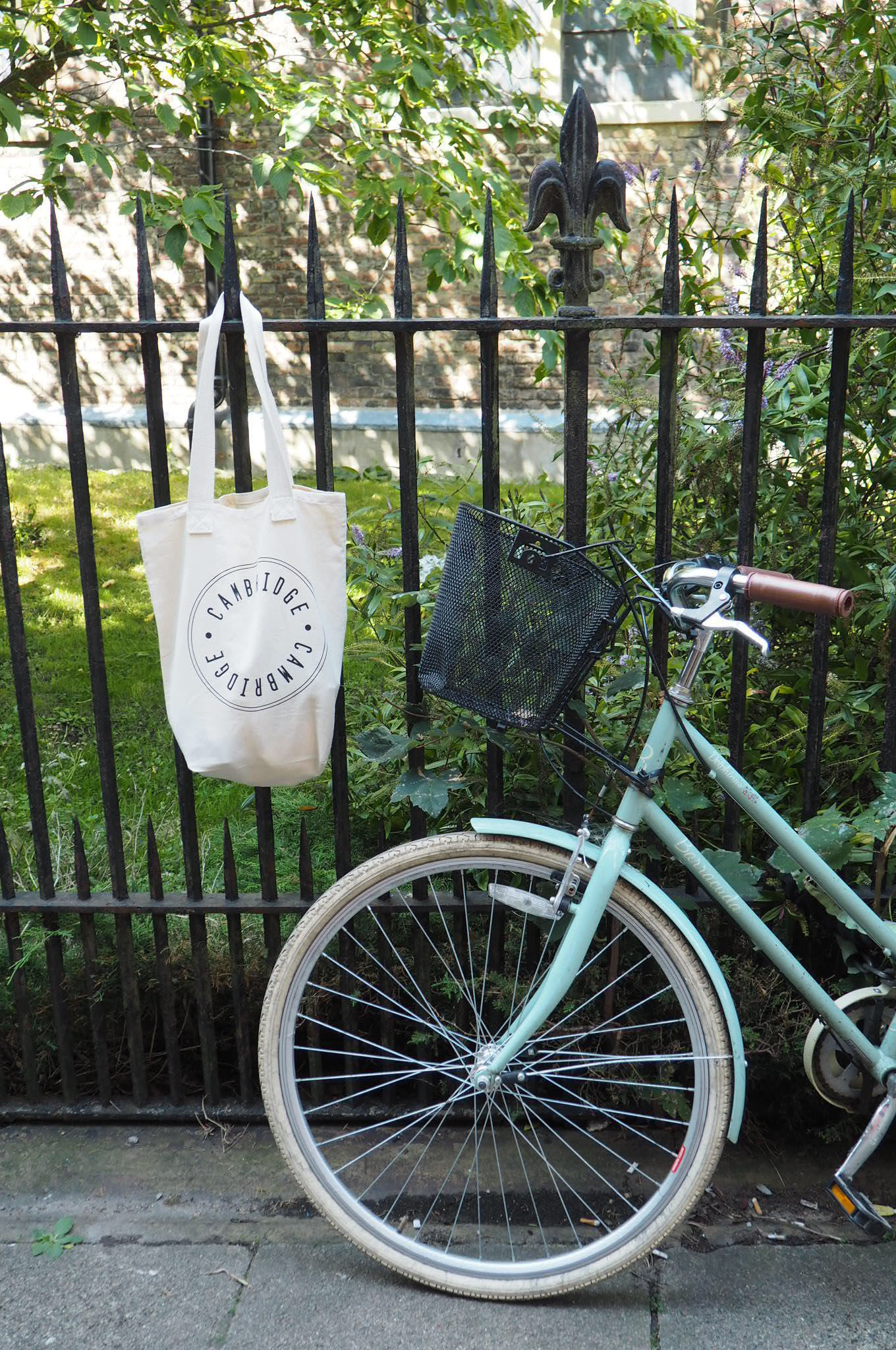 Cambridge Bag Bike