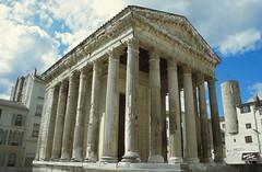 Temple of Augustus and Livia - Photo of Reventin-Vaugris