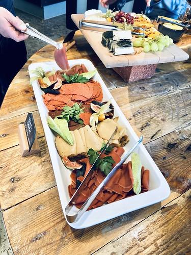 vegan brunch at radisson blu royal park hotel, solna, stockholm, sweden, february 17, 2019 🌱💚 -