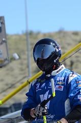 Alex Bowman pit crew