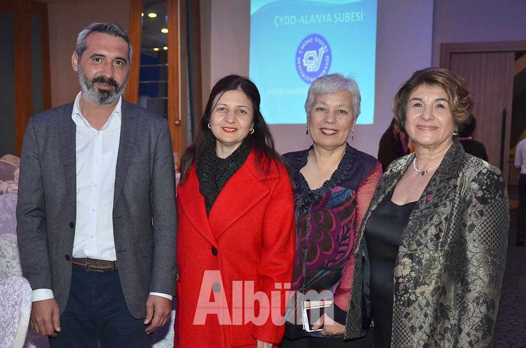 Ali Doğan, Gaye Coşkun, Nilgün Özcan