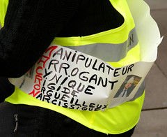 Mouvement des gilets jaunes, Belfort, 29 Dec 2018 - Photo of Dambenois