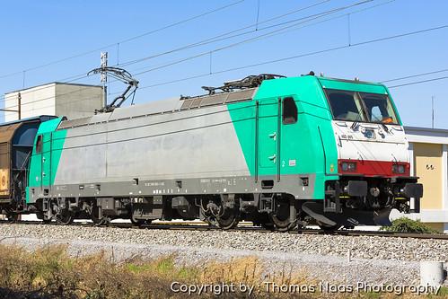 DB Cargo Italia, 483 005-1