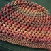 Colorful Puff Stitch Hat