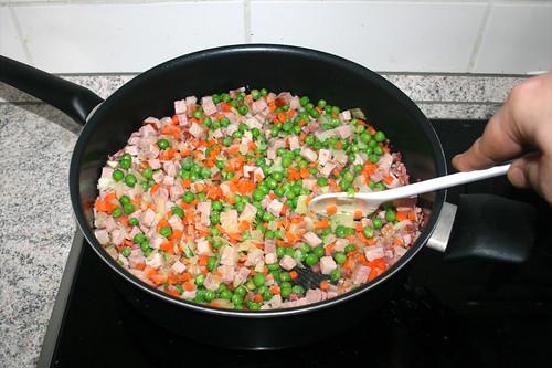 17 - Gemüse mit andünsten / Braise vegetables