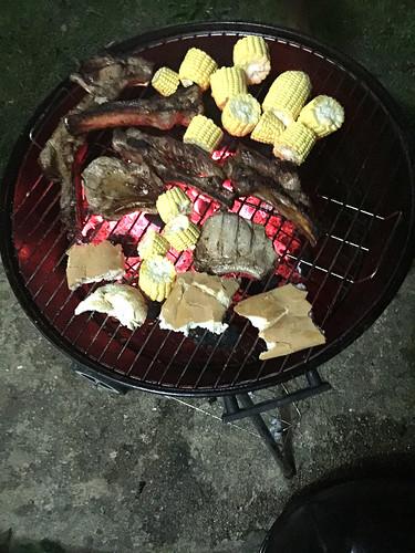 53 - BBQ zum zweiten / Second BBQ