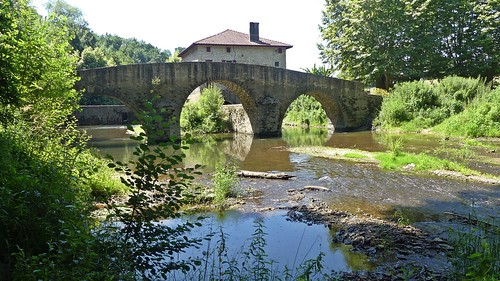Pont de Gramont...Bidache