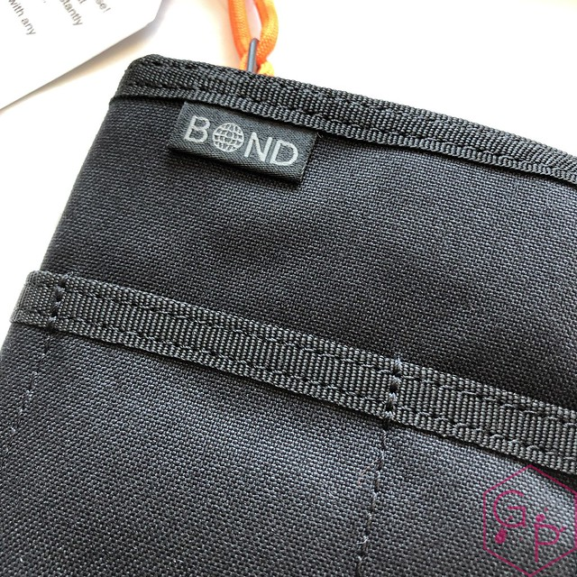 Bond Travel Gear Wallet & Field Journal & Tomoe River Notebooks Review 3