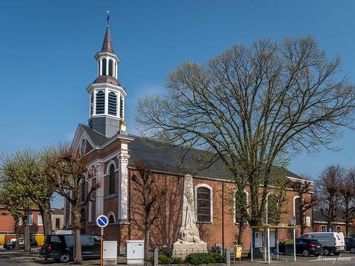 Meerdonk,  Sint-Corneliuskerk.