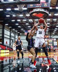UCM vs SBU Women's Basketball 2019