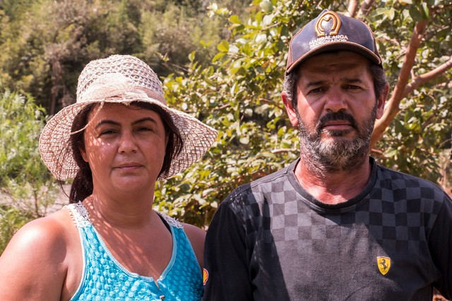 """""""Sem água, banheiro, energia e informação"""", reclamam agricultores de Brumadinho (MG)"""