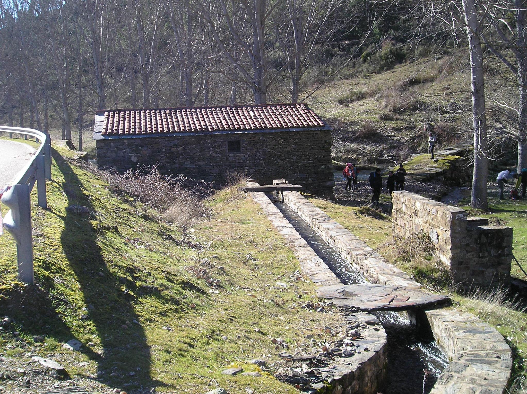MARCHA-0537 Senderismo por Nuez de Aliste sus riberas y molinos Zamora