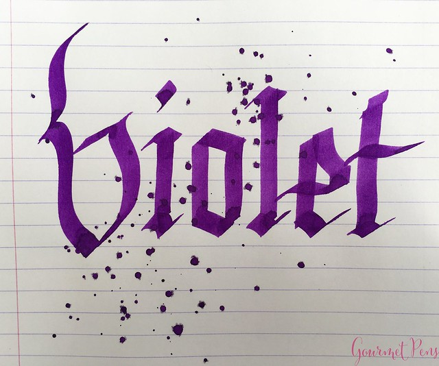 Cross Violet Ink 10