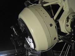 Soviet Lomo Telescope in Jakokoski, North-Karelia, Finland