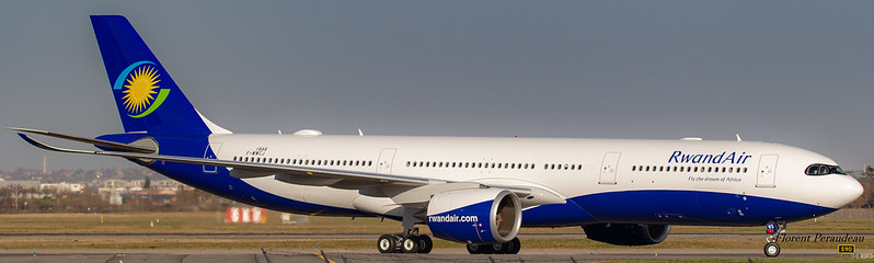 F-WWCJ // 9XR-WS RwandAir Airbus A330-941 MSN 1844