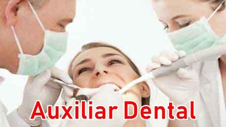 auxiliar dental