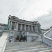 Front steps of the Library of Congress
