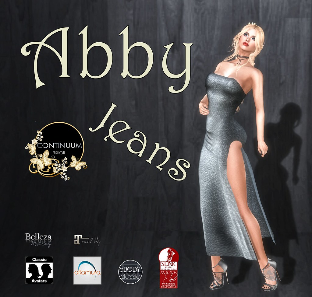 Continuum Abby Jeans GIFT