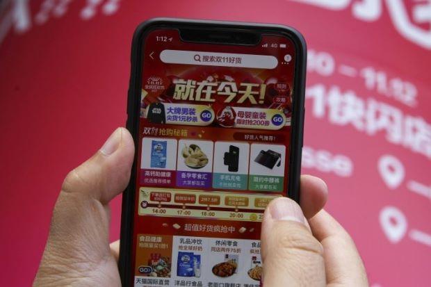 Taobao bán like ảo như bán rau ngoài chợ