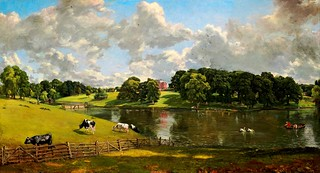 DIGITALLY RESTORED: John_Constable_-_Wivenhoe_Park,_Essex_-_Google_Art_Project - Digital Restore - copia | by afoh_92